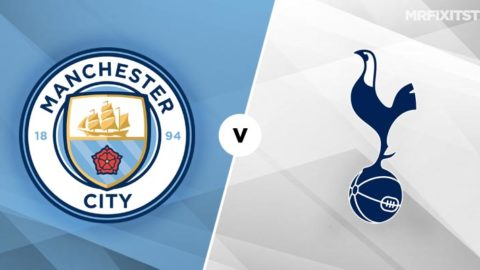 Manchester City vs Tottenham Hotspur Betting Tips & Preview