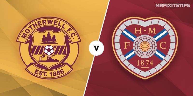 Motherwell vs Hearts Betting Tips & Preview