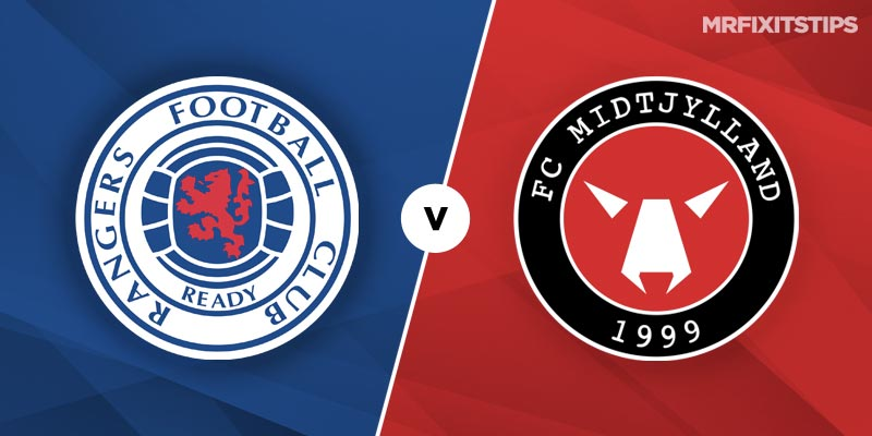 Rangers vs Midtjylland Betting Tips & Preview