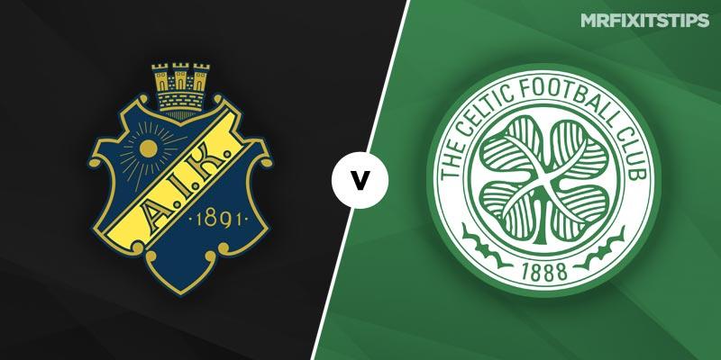 AIK vs Celtic Betting Tips & Preview