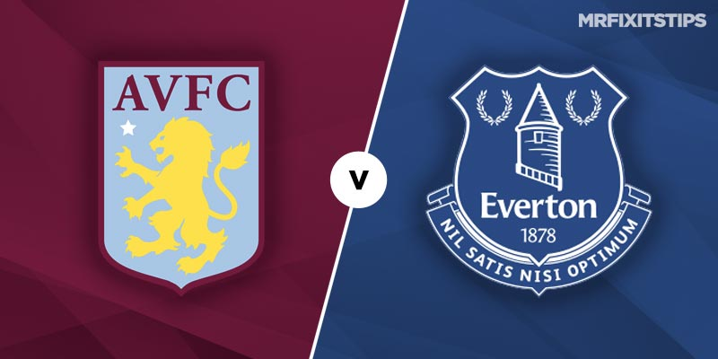 Aston Villa vs Everton Betting Tips & Preview