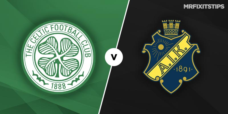 Celtic v AIK Betting Tips & Preview