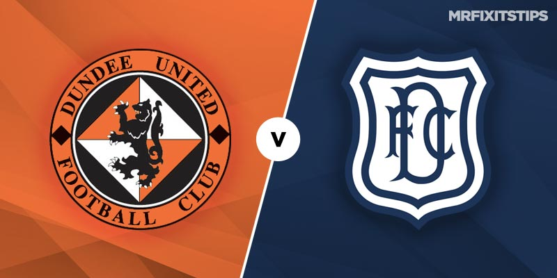 Dundee United vs Dundee Betting Tips & Preview