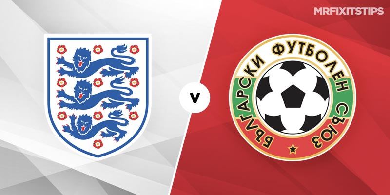 England vs Bulgaria Betting Tips & Preview