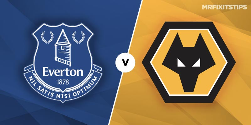 Everton vs Wolverhampton Wanderers Betting Tips & Preview