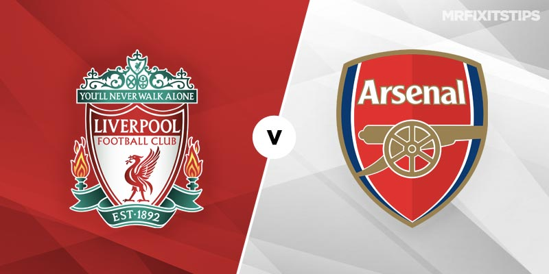 Liverpool vs Arsenal Betting Tips and Predictions