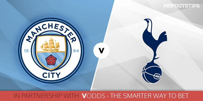 Man City vs Tottenham Betting Tips and Predictions