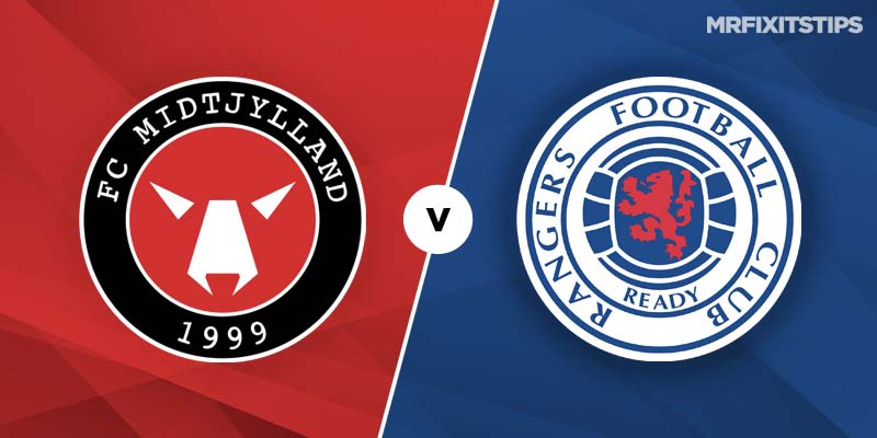 FC Midtjylland vs Rangers Betting Tips & Preview