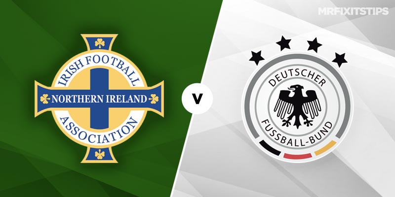 Northern Ireland vs Germany Betting Tips & Preview