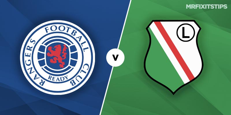 Rangers vs Legia Warsaw Betting Tips & Preview