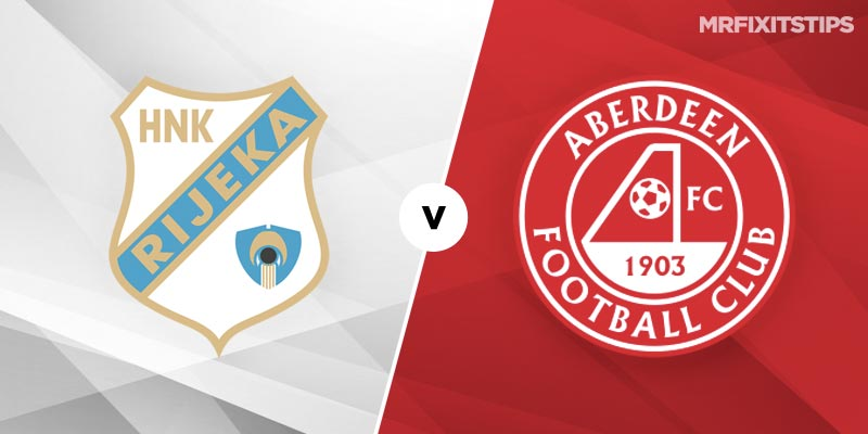 HNK Rijeka vs Aberdeen Betting Tips & Preview