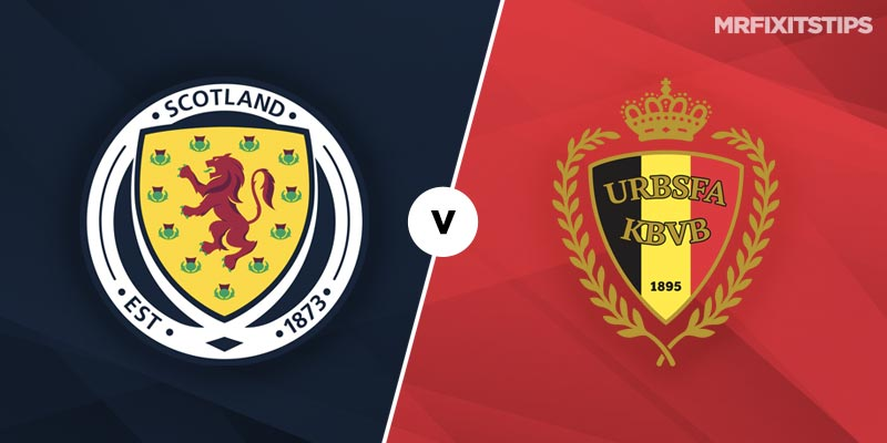 Scotland vs Belgium Betting Tips & Preview
