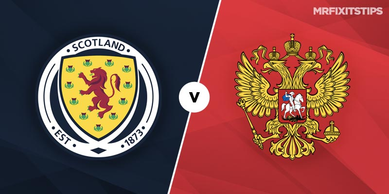 Scotland vs Russia Betting Tips & Preview