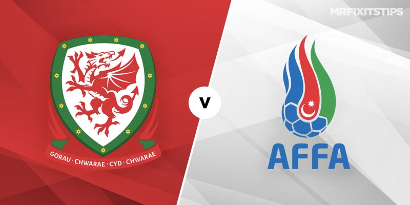 Wales vs Azerbaijan Betting Tips & Preview