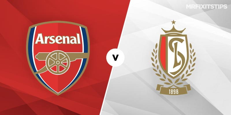 Arsenal vs Standard Liege Betting Tips & Preview