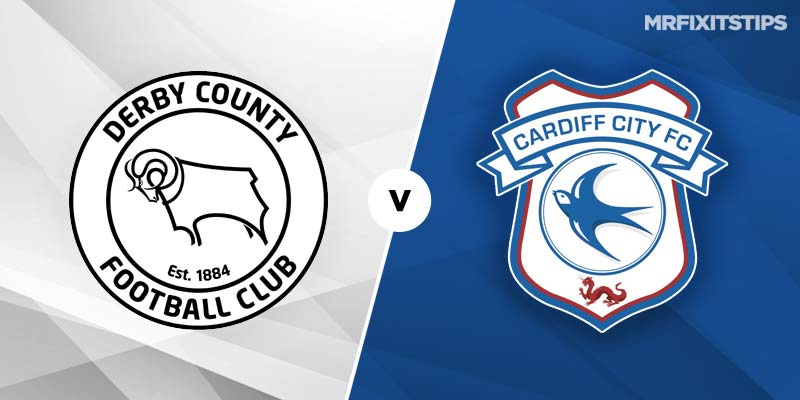 Derby County vs Cardiff City Betting Tips & Preview