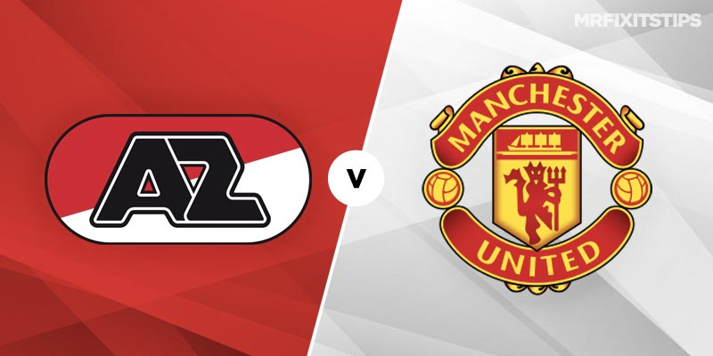 AZ Alkmaar v Manchester United: Betting Tips  Preview