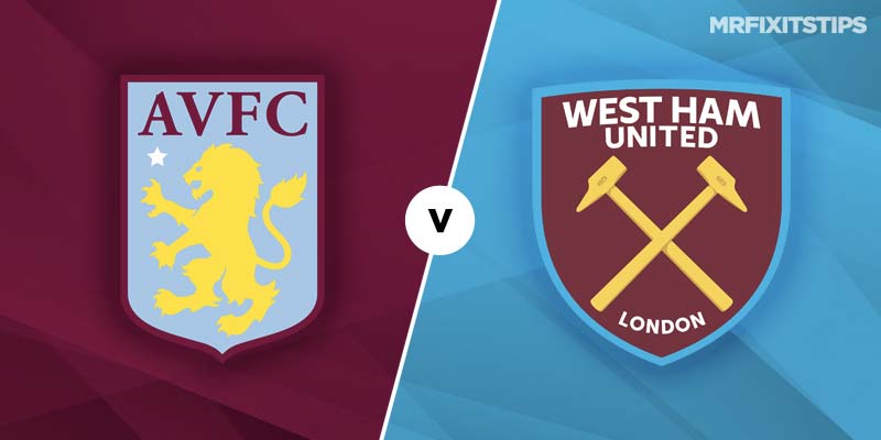 Aston Villa vs West Ham Utd Betting Tips & Preview