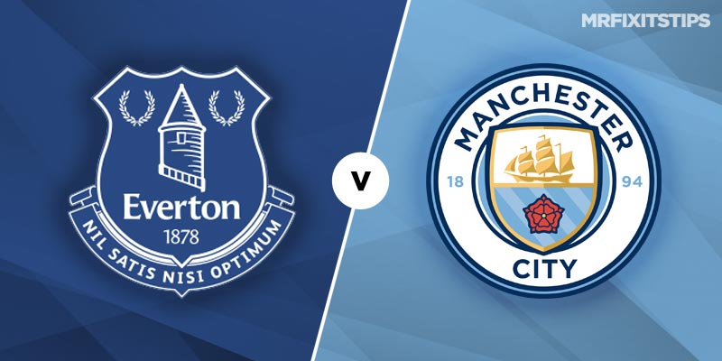 Predicted Everton starting line-up vs Manchester City