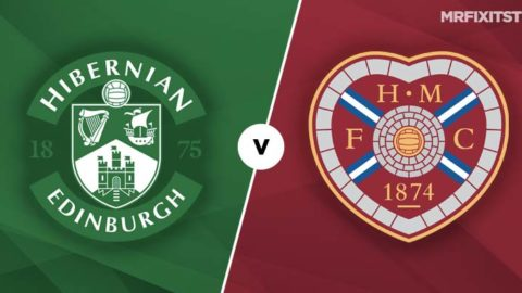 Hibernian vs Hearts Betting Tips and Preview