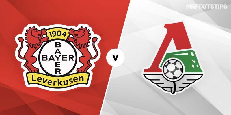 Bayer Leverkusen vs Lokomotiv Moscow Betting Tips & Preview