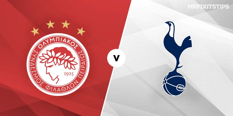 Olympiakos vs Tottenham Hotspur Betting Tips & Preview