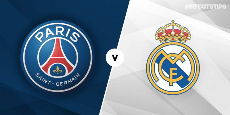 PSG vs Real Madrid Betting Tips & Preview