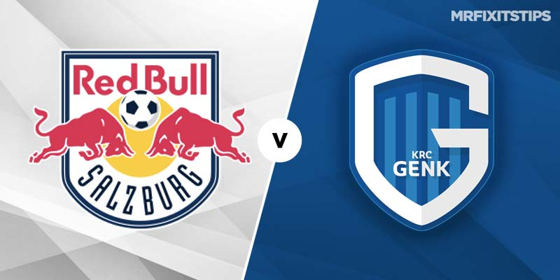 Red Bull Salzburg vs Genk Betting Tips & Preview