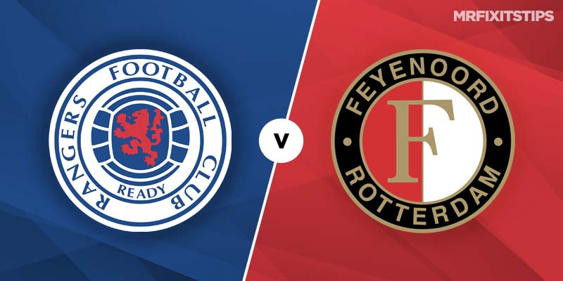Rangers vs Feyenoord Betting Tips & Preview
