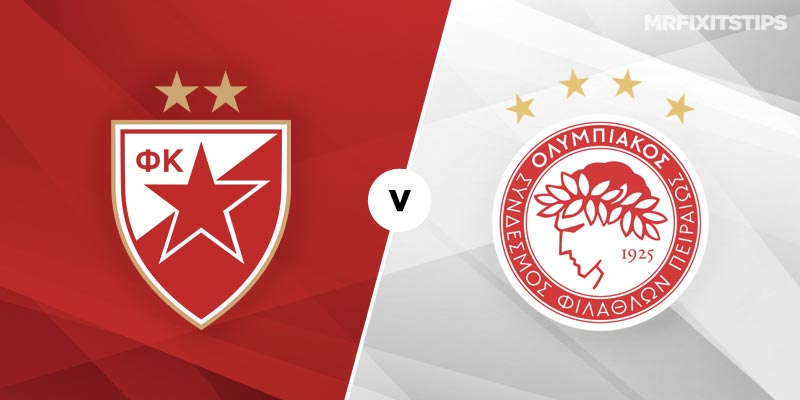 Red Star Belgrade vs Olympiakos Betting Tips & Preview