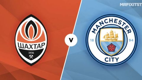 Shakhtar Donetsk vs Man City Betting Tips & Preview