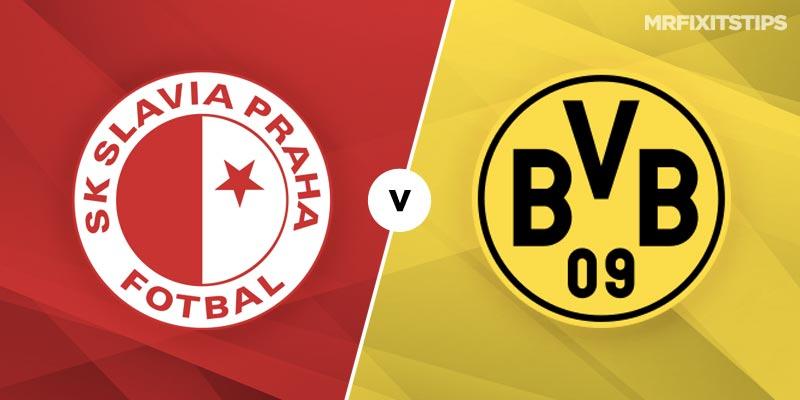 Slavia Prague vs Borussia Dortmund Betting Tips & Preview