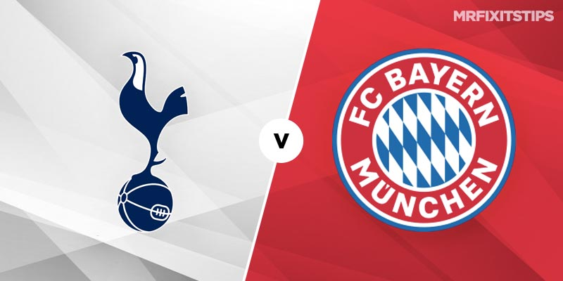 Tottenham Hotspur vs Bayern Munich Betting Tips & Preview