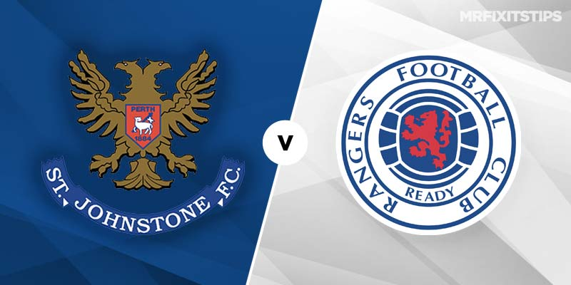 St Johnstone vs Rangers Betting Tips & Preview