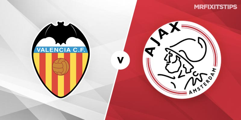 Valencia v Ajax: Betting Tips & Preview