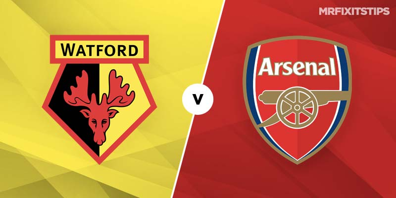 Watford vs Arsenal Betting Tips & Preview