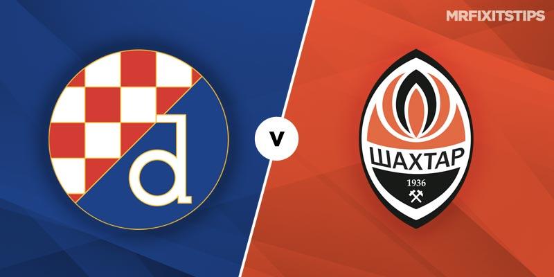 Dinamo Zagreb vs Shakhtar Donetsk Betting Tips and Predictions