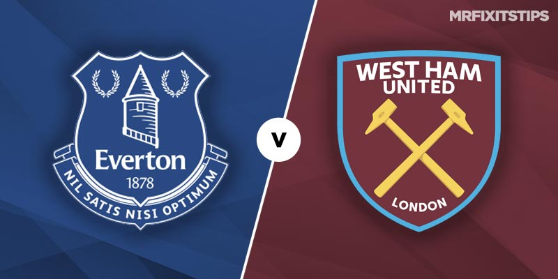 Everton vs West Ham Betting Tips and Predictions