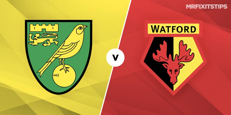 Norwich vs Watford Betting Tips and Predictions