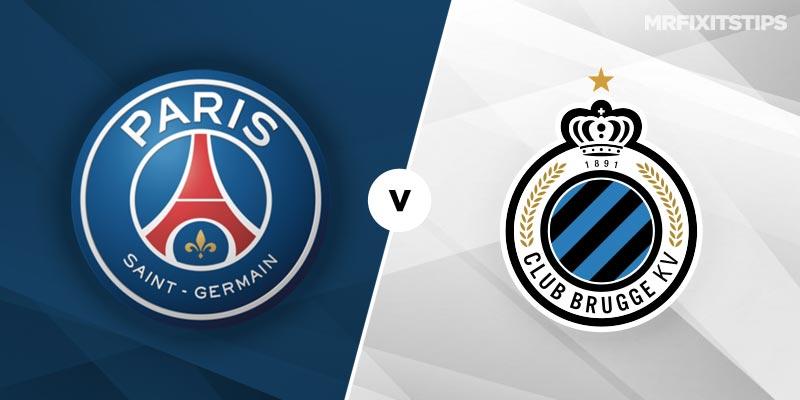 PSG vs Club Brugge Betting Tips and Predictions
