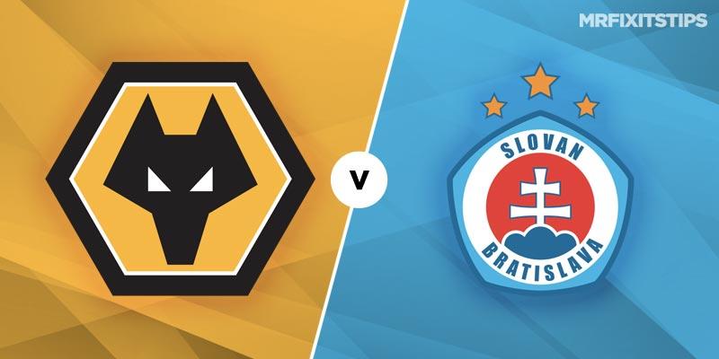 Wolves vs Slovan Bratislava Betting Tips and Predictions
