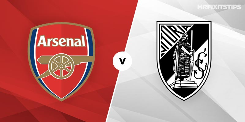 Arsenal vs Vitoria Guimaraes Betting Tips and Predictions