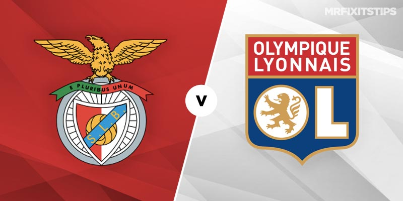 Benfica vs Lyon Betting Tips and Predictions