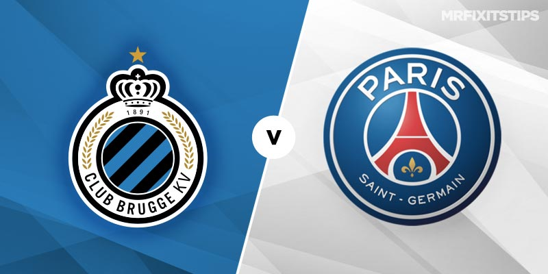 Club Brugge vs PSG Betting Tips and Predictions