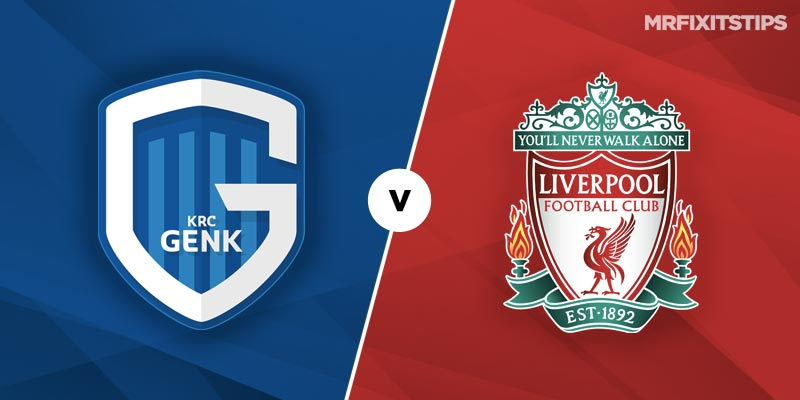 Genk vs Liverpool Betting Tips and Predictions