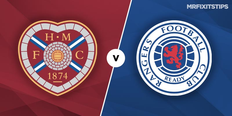 Hearts vs Rangers Betting Tips and Predictions