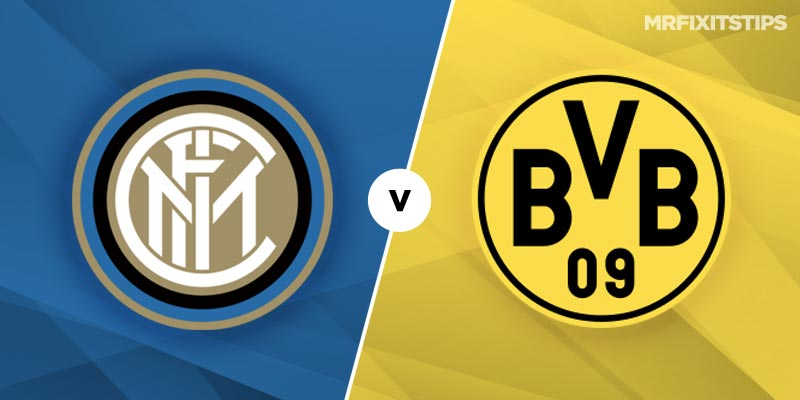 Inter Milan vs Borussia Dortmund Betting Tips and Predictions