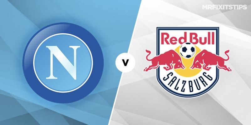 Napoli vs FC Salzburg Betting Tips and Predictions
