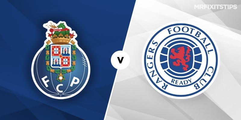 FC Porto vs Rangers Betting Tips and Predictions