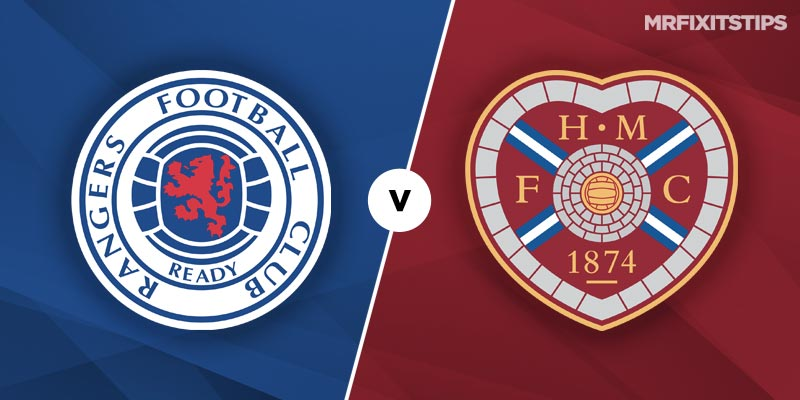 Rangers vs Hearts Betting Tips and Predictions
